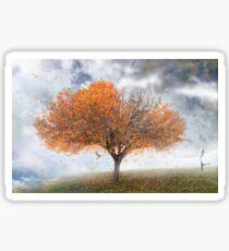 Forever Autumn Sticker