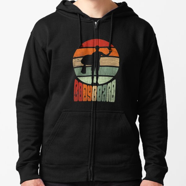 after a long day of training and returning home at sunset. Zipped Hoodie