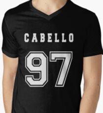 CABELLO - 97 // White Text T-Shirt