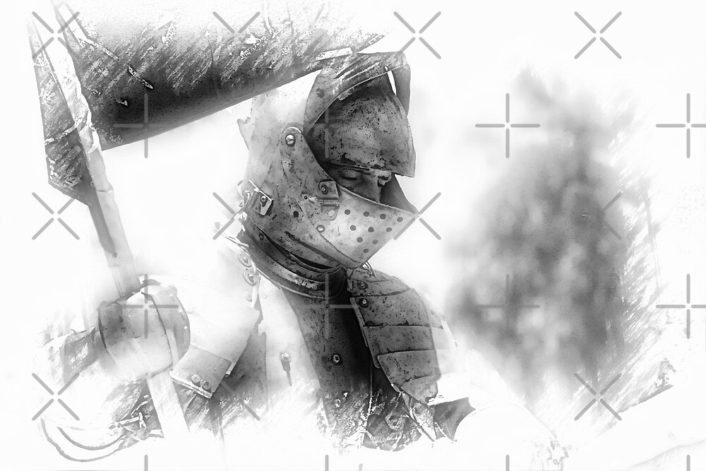The Knight by CarolM