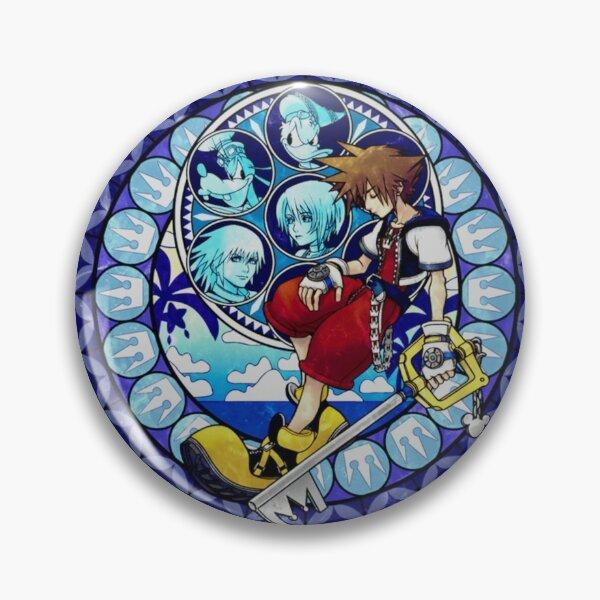 Kingdom Hearts - Sora's Heart Pin