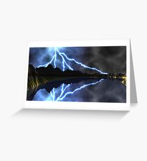 Thor's Hammer Greeting Card