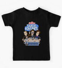 Tardis Krispies Kids Tee