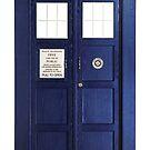 The TARDIS by Frazer Varney