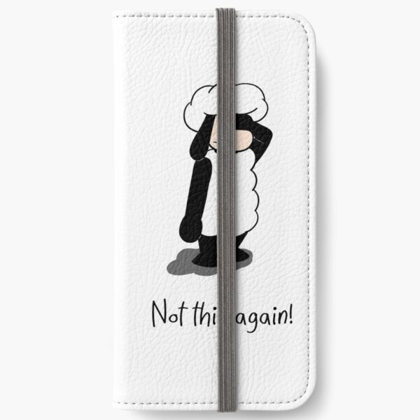 Not this again! iPhone Wallet