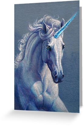 Jewel the Unicorn by SolaGratia