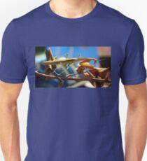 Praying Mantis on a Stick T-Shirt