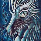 Stream dragon by Ida Jokela