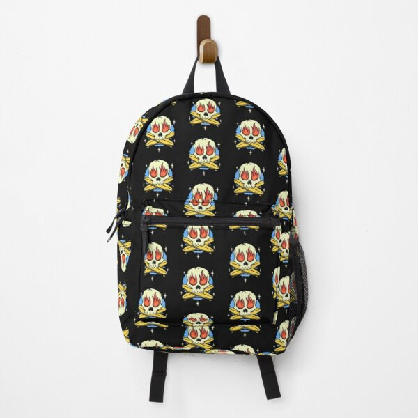 Surf Theme Backpack