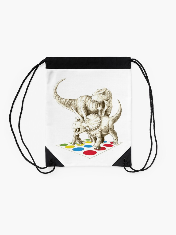 Alternate view of The Ultimate Battle Drawstring Bag