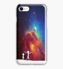 Rick and Morty - Star Viewing 2 iPhone Case/Skin