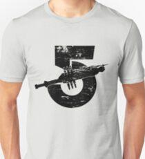 Babylon 5 Vintage (Black) T-Shirt