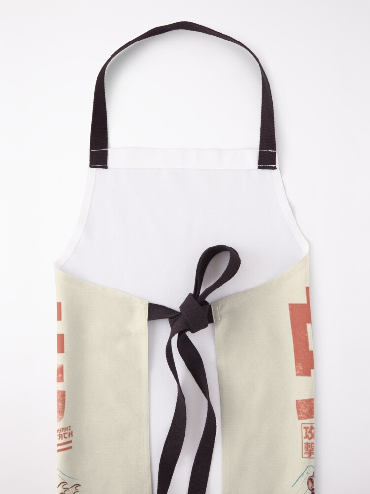 Alternate view of Takoyaki Attack Apron