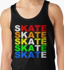 skate stacks Tank Top