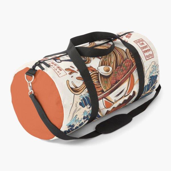 The Great Ramen off Kanagawa Duffle Bag