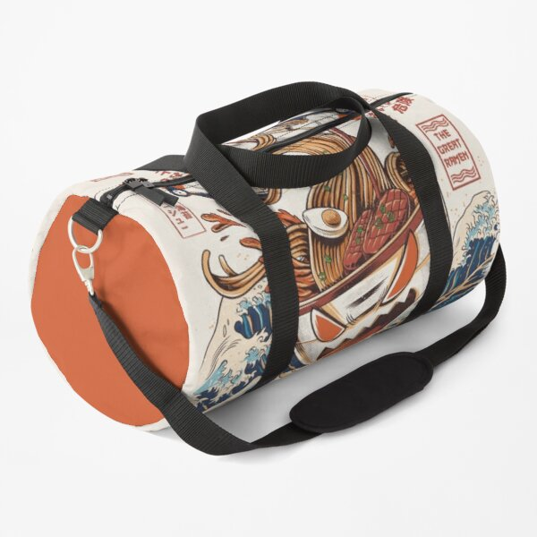The Great Ramen off Kanagawa Duffle Bag