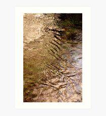 Water .. Art Print