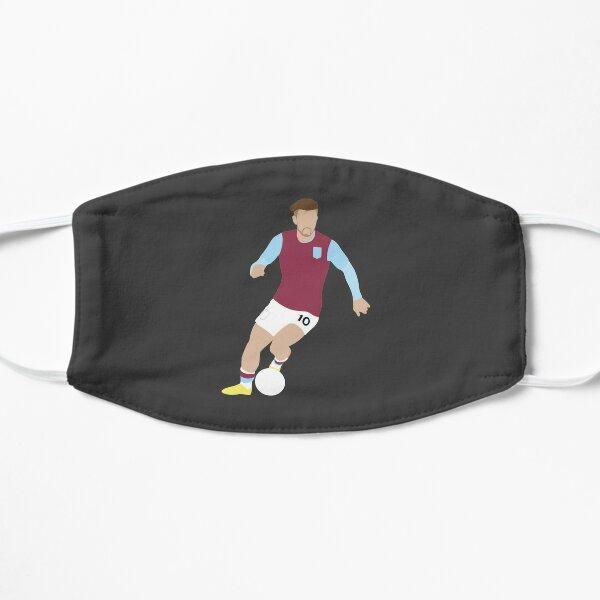 Jack Grealish. Aston Villa FC. Flat Mask