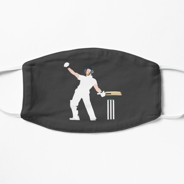 Ben Stokes. England Cricket. Flat Mask