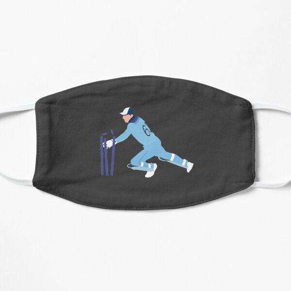 Jos Buttler. England Cricket. Flat Mask