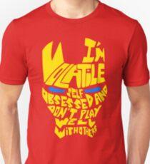 Volatile.. Slim Fit T-Shirt