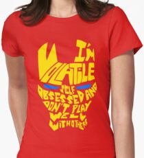 Volatile.. Women's Fitted T-Shirt