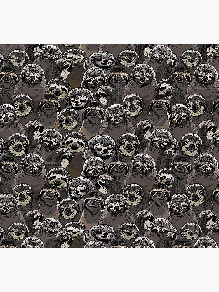 Social Sloths by Huebucket