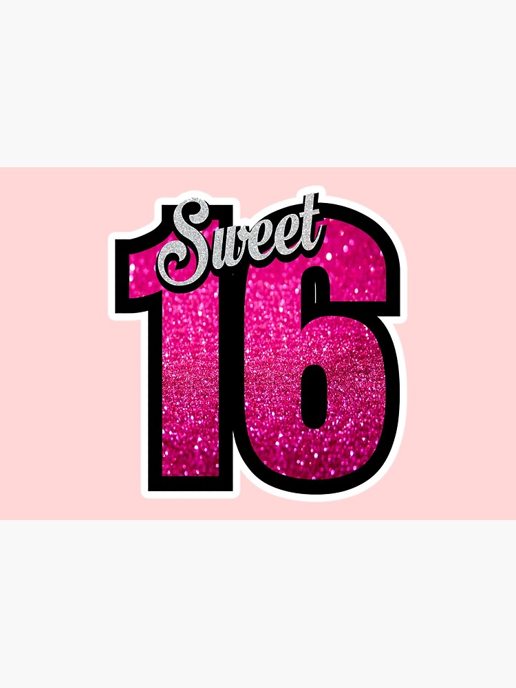 16. 16th, SWEET SIXTEEN. by TOMSREDBUBBLE