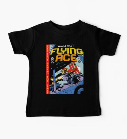 World War 1 Flying Ace Kids Clothes