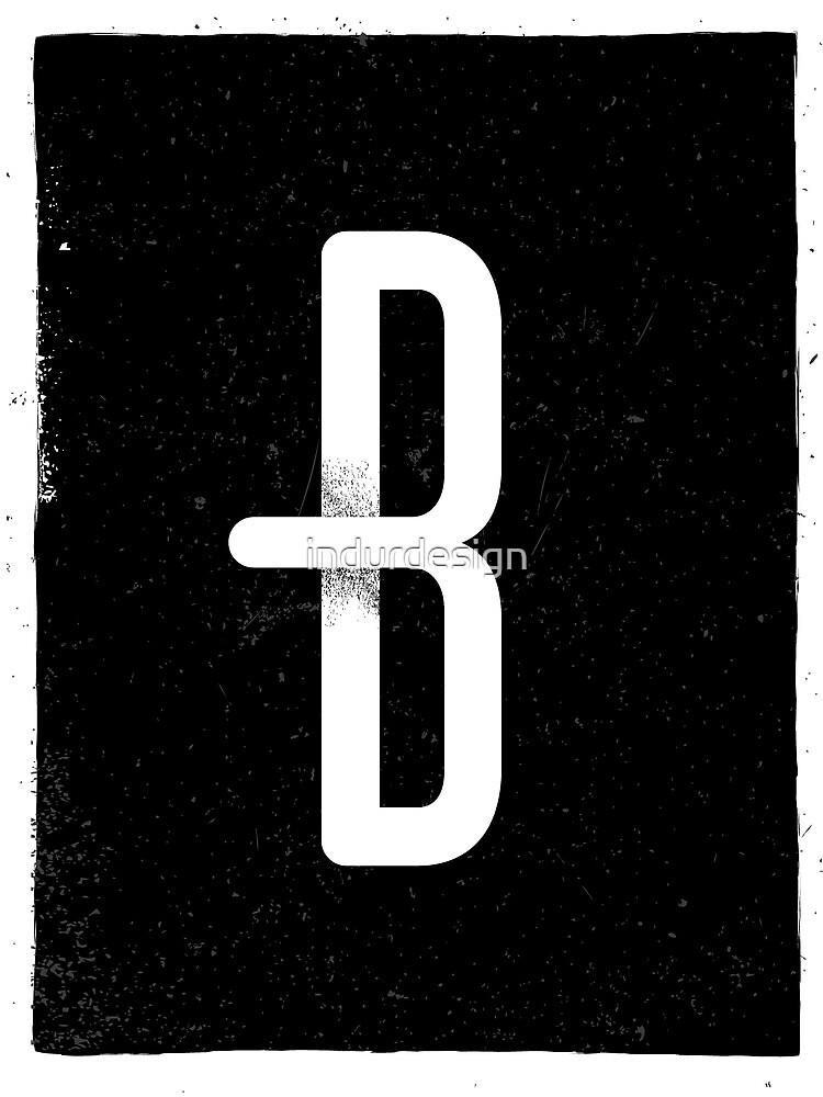 B by indurdesign