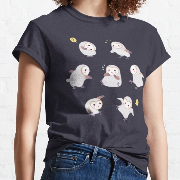 Baby barn owls Classic T-Shirt