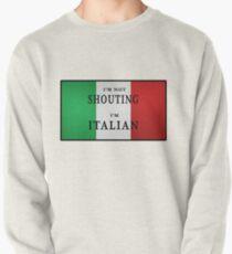 I'm ITALIAN Pullover