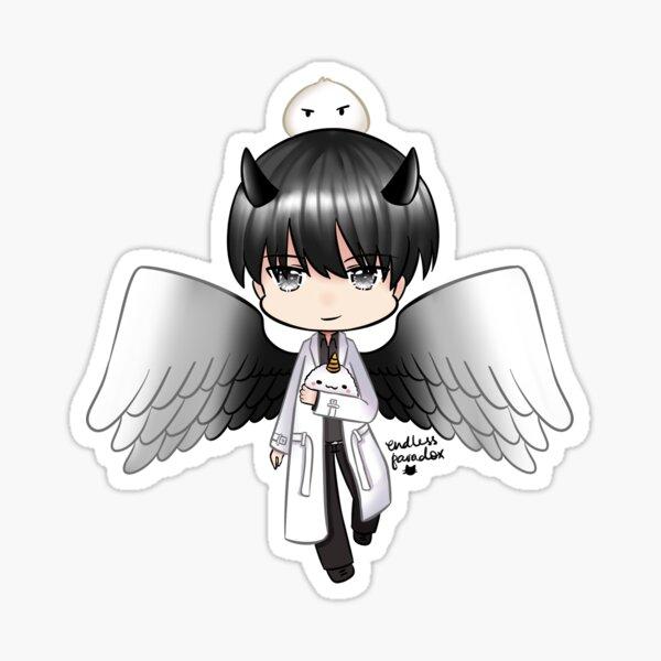Demon King of Salvation Sticker
