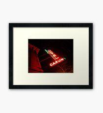 Hotel Carlin Framed Print