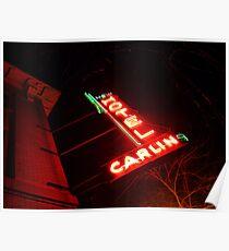 Hotel Carlin Poster