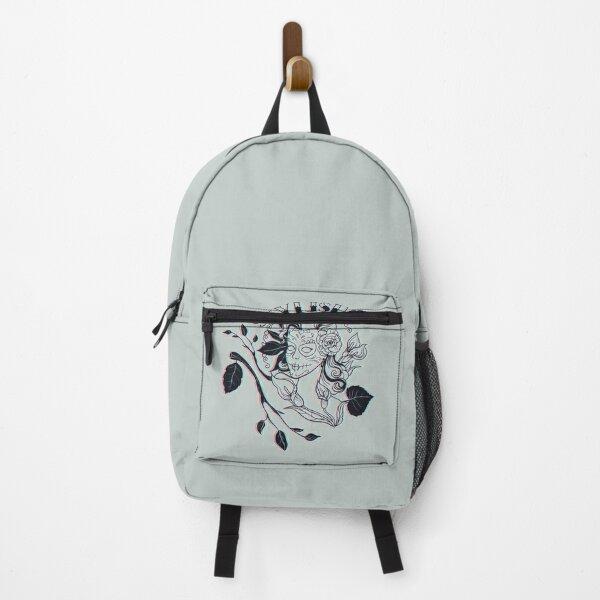 Stylish - Funny stylish girl Gift Backpack