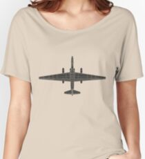 Lockheed U-2 (TR-1) Dragon Lady Women's Relaxed Fit T-Shirt