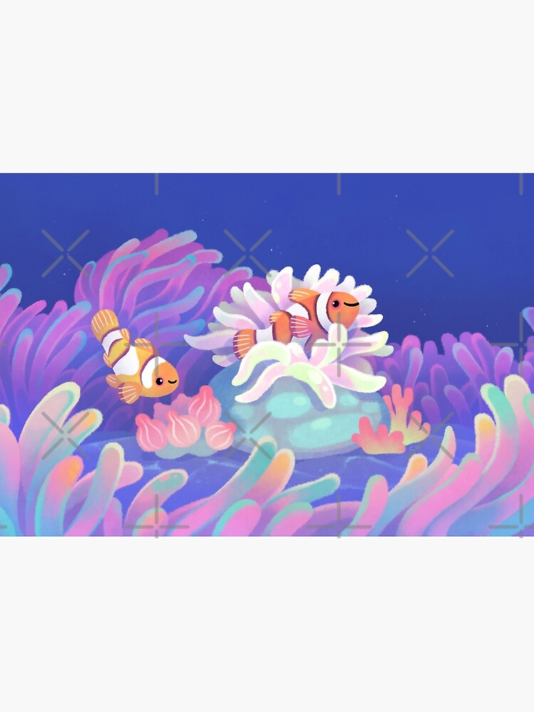 Anemone home by pikaole