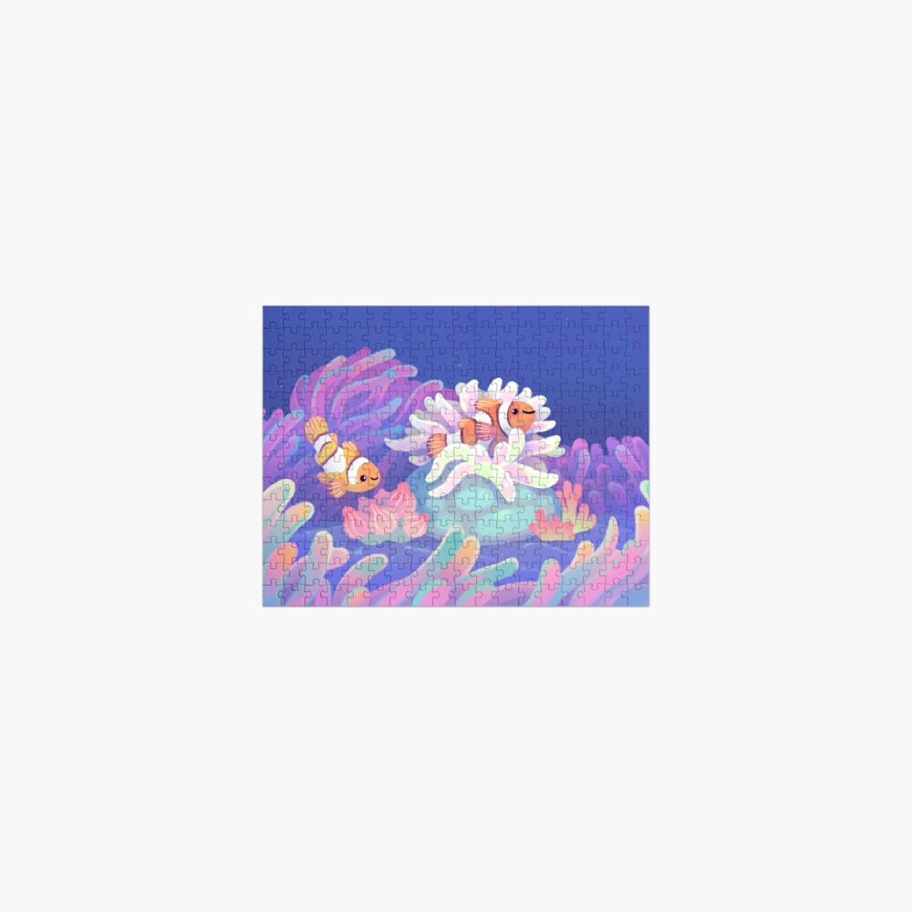 Anemone home Jigsaw Puzzle