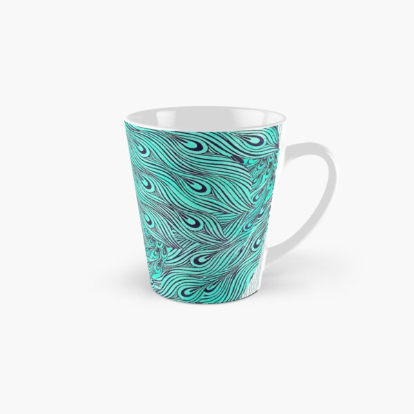 A very, very peacock Tall Mug