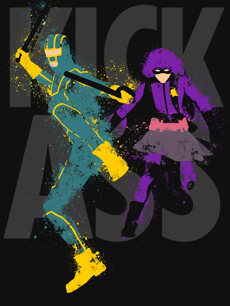 Kick Ass | Unisex T-Shirt