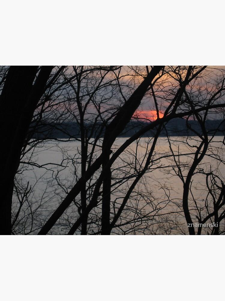 Sunset, Evening by znamenski