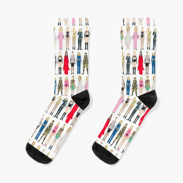 Outfits of Madge Fashion Socks