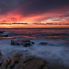 Maroubra Sunrise by Lorraine Creagh