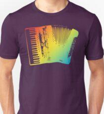 Camiseta unisex acordeón