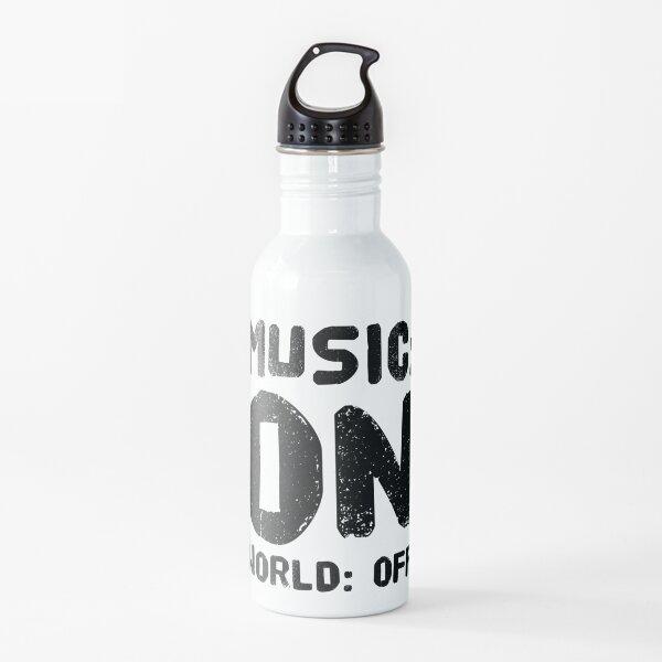 bedruckte Stofftasche Trinkflasche