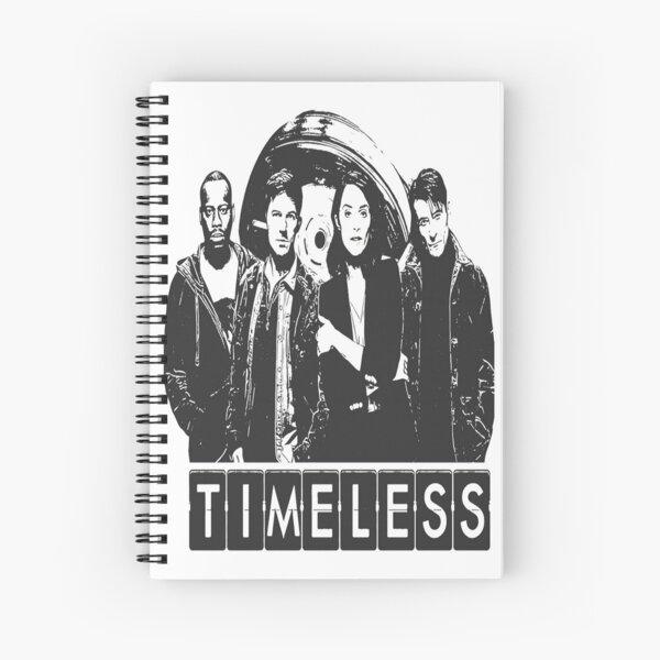 Timeless crew logo Spiral Notebook