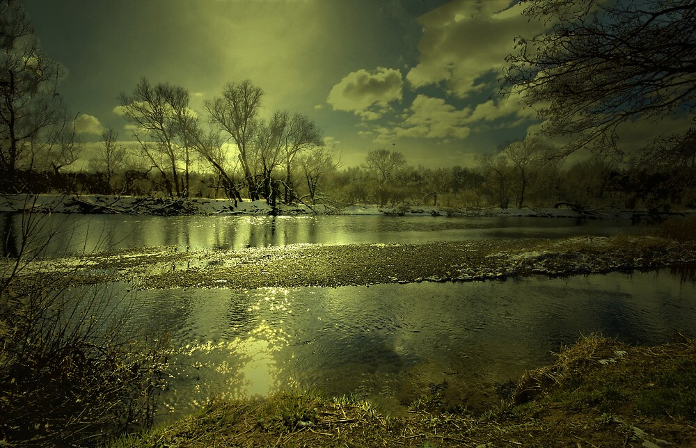 THE RIVER by leonie7