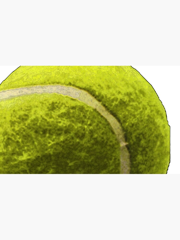Tennis Ball von TJDraws