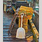 White Shovel, South Bristol Maine by Dave  Higgins